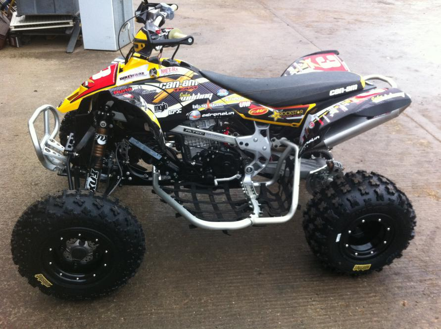 Can Am Parts >> Can-Am DS-450 Forum :: DS450HQ.com - 2012 Can-Am DS450 Announced!